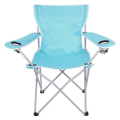 Evergreen Adult Basic Camp Chair - Mint