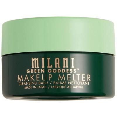 Milani Green Goddess Makeup Melter Cleansing Balm - Clear - 1.587oz