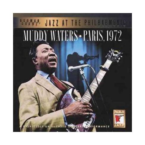 Muddy Waters Blues Band - Paris, 1972 (Vinyl) - image 1 of 1