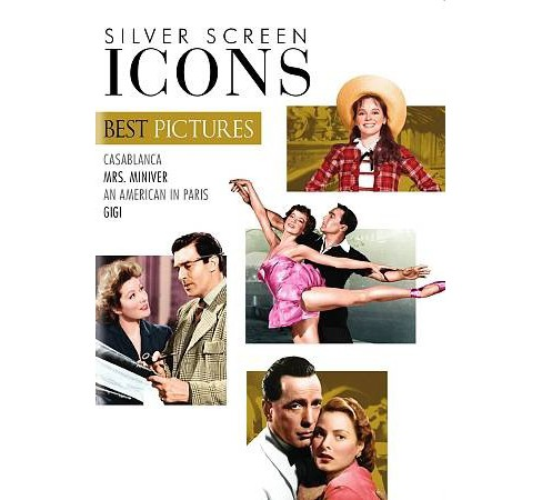 Silver Screen Icons:Best Picture Winn (DVD) - image 1 of 1