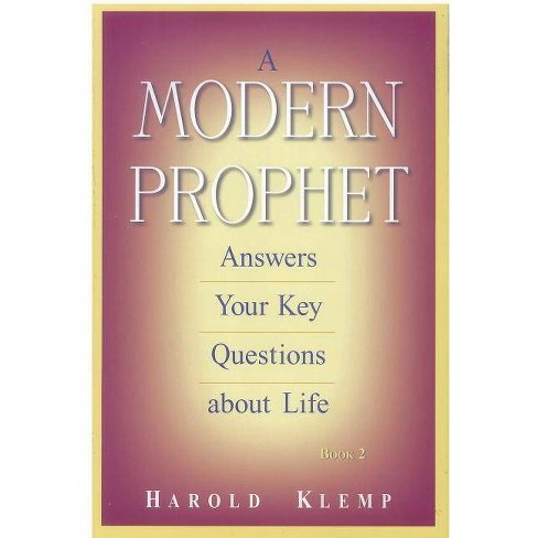 Modern Prophet - by  Harold Kemp (Paperback) - image 1 of 1