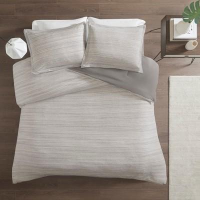 Spacedye Cotton Jersey Comforter Set