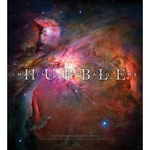 Hubble - by  David H DeVorkin & Robert Smith (Hardcover) - image 1 of 1