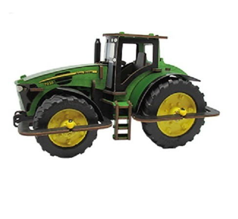 Buildex - John Deere 7930 Deluxe Tractor Building Kit - image 1 of 1