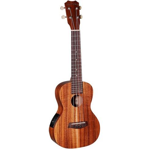 Islander AC-4-EQ Traditional Concert Acoustic-Electric Ukulele Natural - image 1 of 1