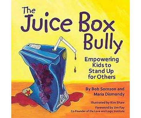 The Juice Box Bully (Paperback) - image 1 of 1