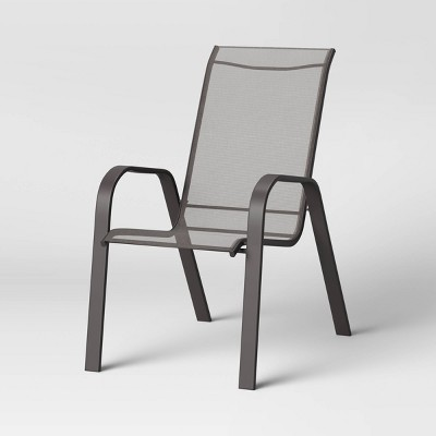 Sling Stacking Patio Chair - Room Essentials™