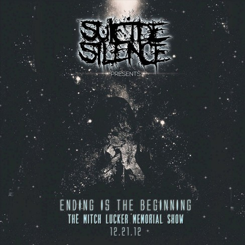 Suicide silence - Ending is the beginning:Mitch lucker (CD) - image 1 of 1