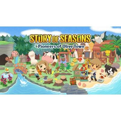 Story of Seasons: Pioneers of Olive Town - Nintendo Switch (Digital)
