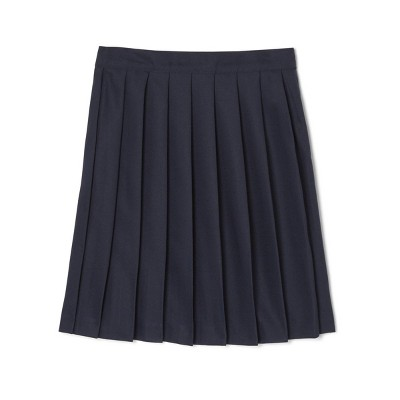 French Toast Young Womans' Uniform Pleated Skirt - Navy