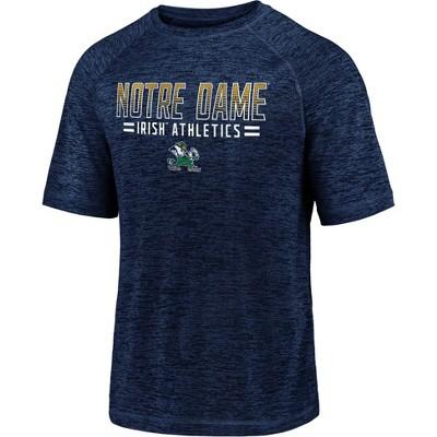 NCAA Notre Dame Fighting Irish Men's Short Sleeve Crew Neck Team T-Shirt