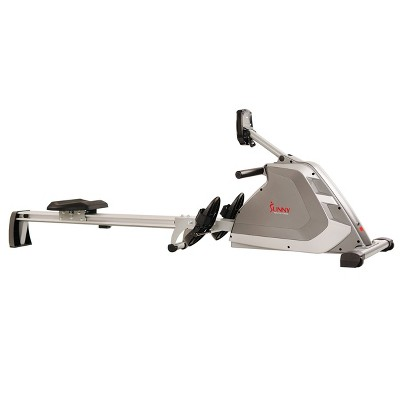 Sunny Health & Fitness Programmable Magnetic Rowing Machine