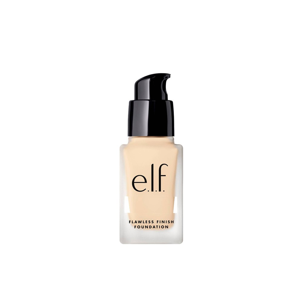 E L F Flawless Finish Foundation Light Ivory 0 68 Fl Oz