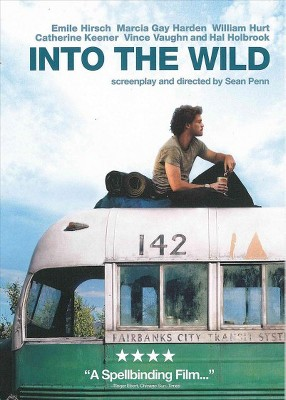 Into The Wild Book