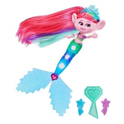 DreamWorks Trolls TrollsTopia Techno Mermaid Poppy