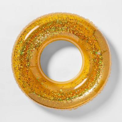 Glitter Swim Tube Gold - Sun Squad™