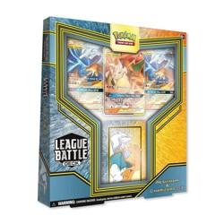Pokemon Trading Card Game League Battle Deck Reshiram & Charizard GX