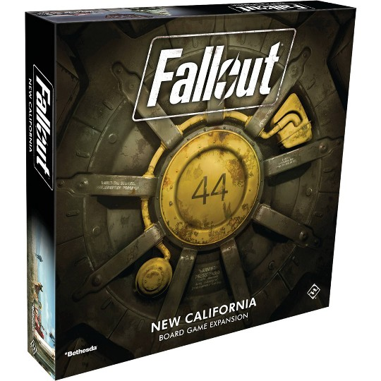Fantasy Flight Games Fallout: New California Board Game image number null