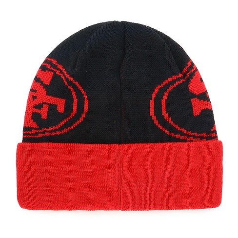 9b6a9bc7 NFL Youth San Francisco 49ers Twice Knit Hat