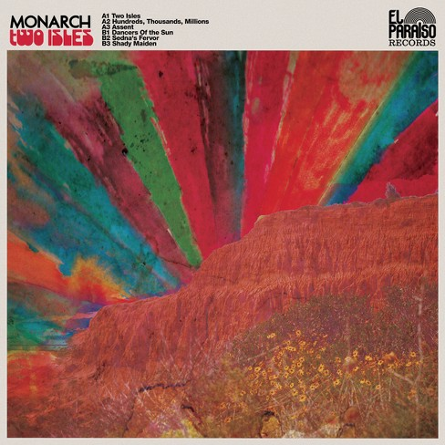 Monarch - Two isles (CD) - image 1 of 1