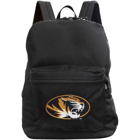 NCAA Missouri Tigers Black Premium Backpack - image 1 of 4