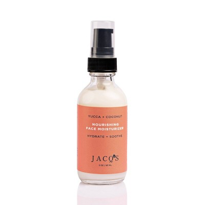 Jacq's Nourishing Facial Moisturizer - 2 fl oz