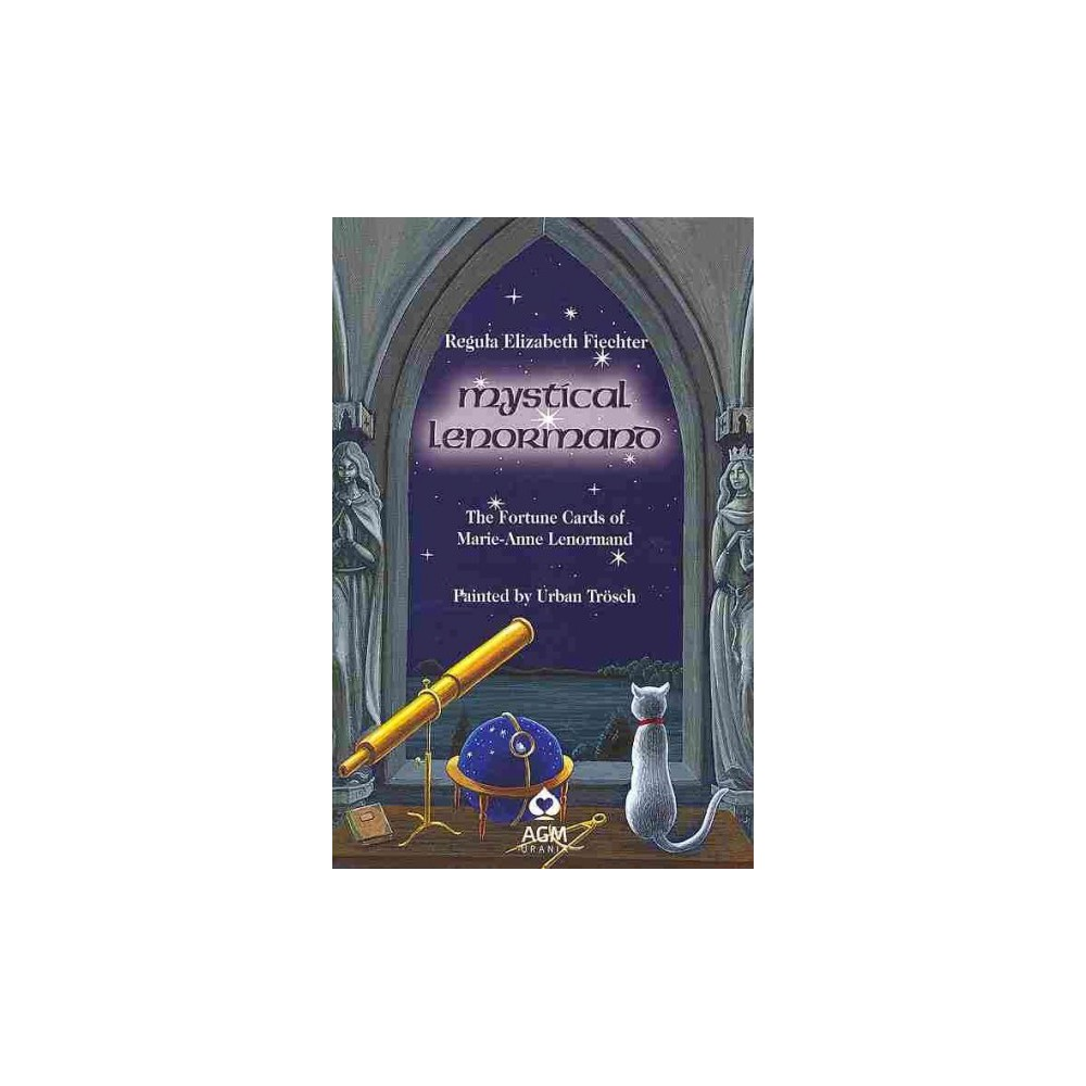 Mystical Lenormand Book (Paperback)