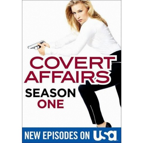 Covert Affairs: Season One [3 Discs] - image 1 of 1