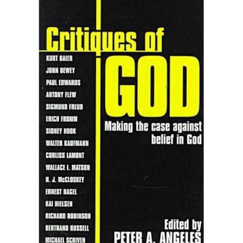 Critiques of God - (Paperback) - image 1 of 1