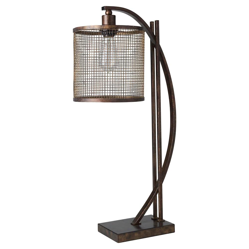 Llewellyn Table Lamp Bronze - Surya