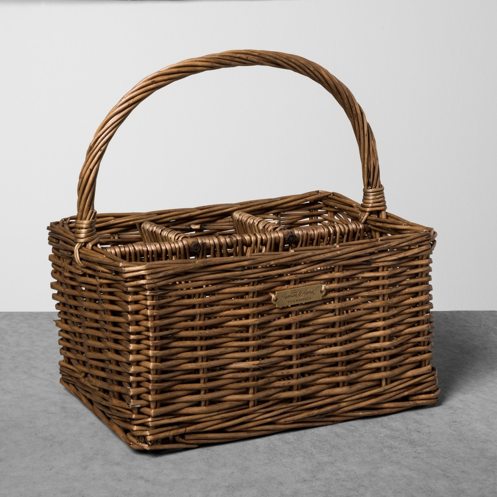 Willow Flatware Caddy - Hearth & Hand with Magnolia