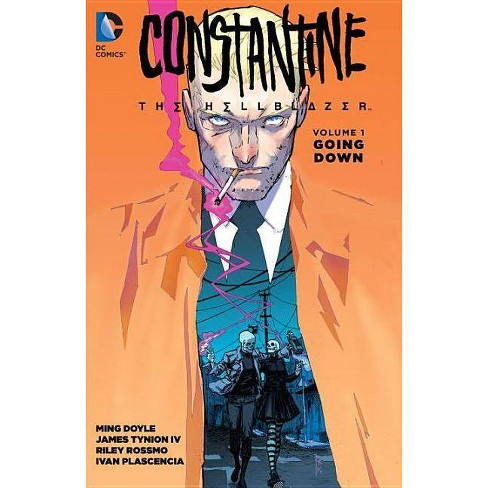 Constantine: The Hellblazer Vol. 1 - by  Ming Doyle & James Tynion (Paperback) - image 1 of 1