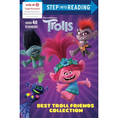 DreamWorks Trolls: Best Troll Friends Collection - Target Exclusive Edition (Paperback)