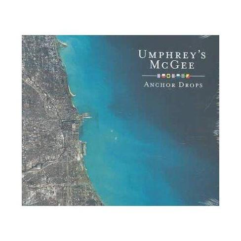 Umphrey's McGee - Anchor Drops (CD) - image 1 of 1
