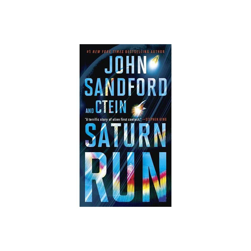Best Price Saturn Run By John Sandford Ctein Paperback