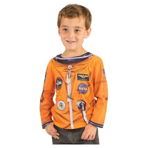 Boys' Toddler Astronaut Tee Costume - image 1 of 1