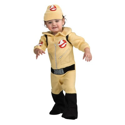 Boys' Ghostbusters Baby Costume 6-12 Months