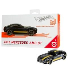 Hot Wheels id 2016 Mercedes-AMG GT