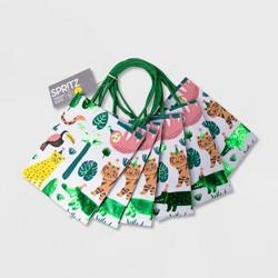 6ct Jungle Print Treat Bag - Spritz™