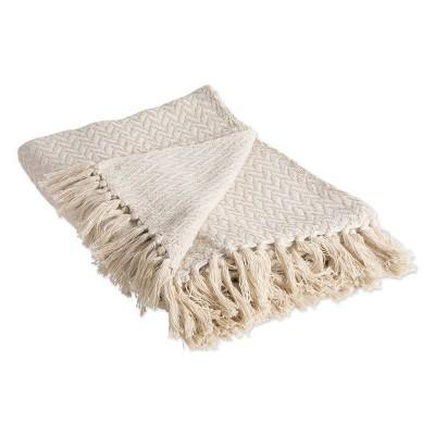 Zig-Zag Throw Blanket - Design Imports