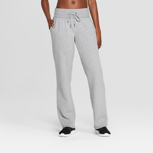 Women's Mid-Rise Authentic Fleece Sweatpants - C9 Champion® - image 1 of 2