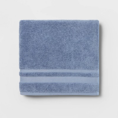 Performance Bath Towel Water Blue - Threshold™