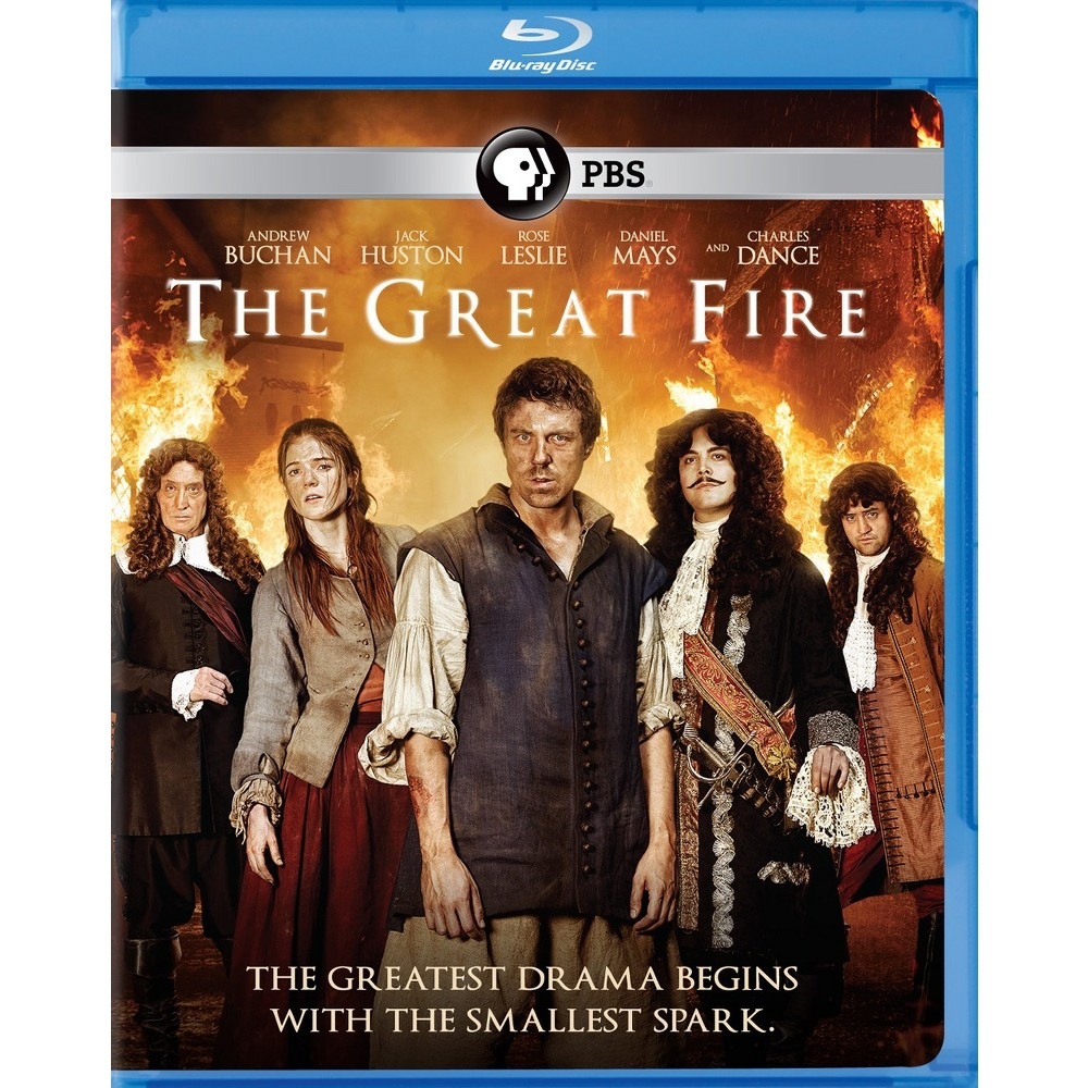 Great Fire (Uk Edition) (Blu-ray)