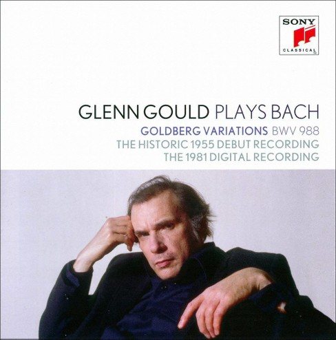 Glenn gould - Glenn gould plays bach:Goldberg varia (CD) - image 1 of 1