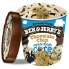 Ben & Jerry's Cookie Core Chocolate Chip Cookie Ice Cream - 1pt - image 4 of 4