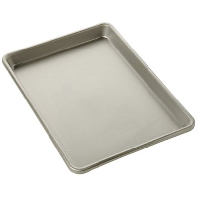 Chicago Metallic Small Jelly Roll Pan-12.2 x 8.7  Aluminized Steel