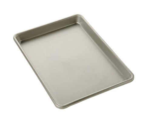 "Chicago Metallic Small Jelly Roll Pan-12.2 x 8.7"" Aluminized Steel - image 1 of 1"