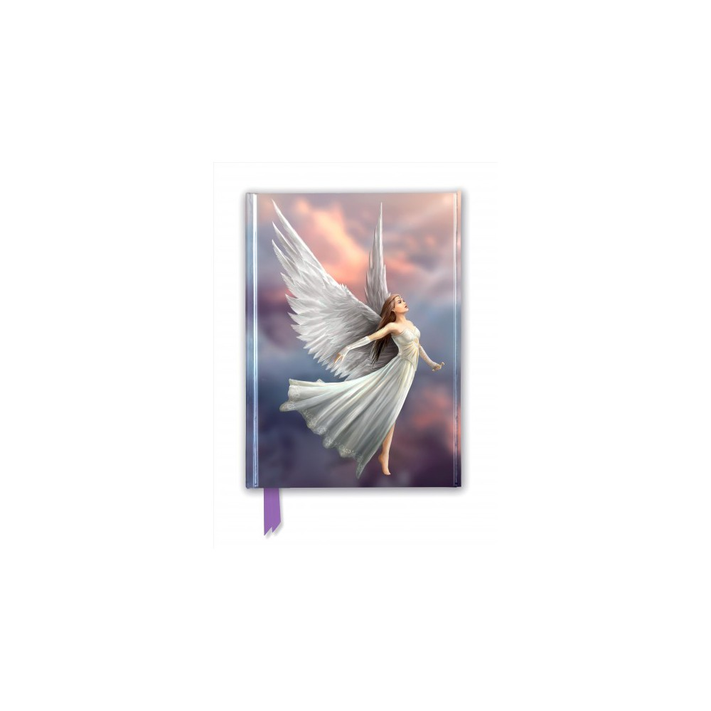 Anne Stokes Foiled Journal : Ascendance - (Flame Tree Notebooks) (Hardcover)