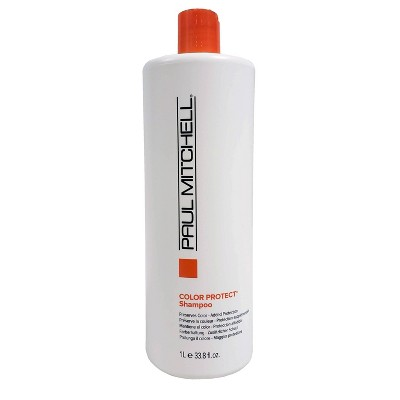 Shampoo & Conditioner: Paul Mitchell Color Care