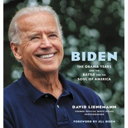 Biden - by David Lienemann (Hardcover)